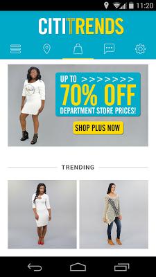 Citi Trends Mobile - screenshot