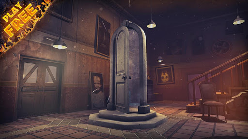 House of Fear: horror escape in a scary ghost town apktram screenshots 11