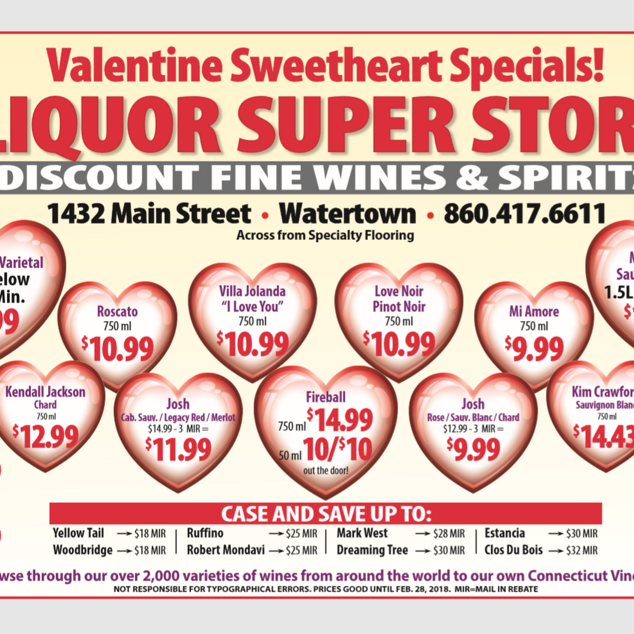 Liquor Super Store - Liquor Store in Watertown