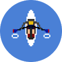 Stay In Your Lane - A Pixel Rowing Game icon