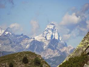 Photo: Matterhorn vom Süden aus