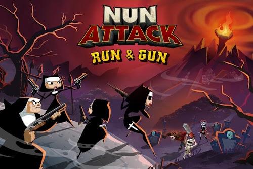 Screenshot 1 Nun Attack: Run & Gun 1.6.4 APK hack