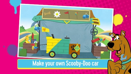 Boomerang Make and Race – Scooby-Doo Racing Game 3