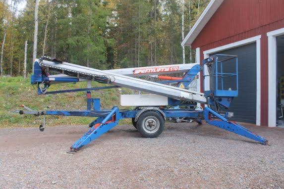 Skylift Niftylift 170 -95 Såld