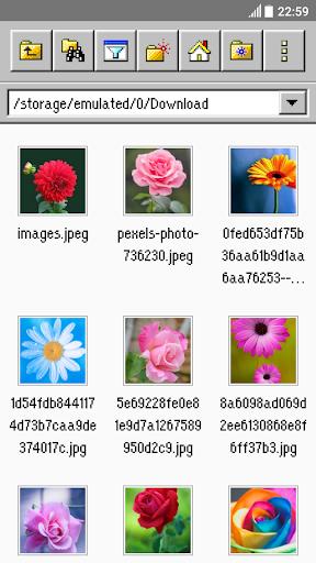 File Manager Classic screenshot 2
