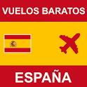 Vuelos Baratos España icon