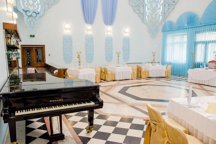 Фото №5 зала Зал «Хрустальный»