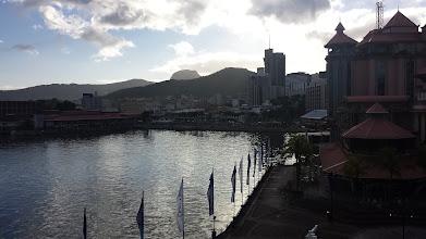 Photo: Port Louis waterfront, Mauritius