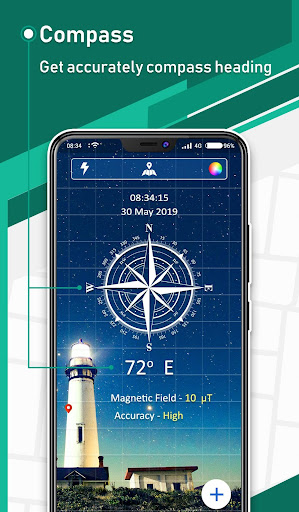 Offline GPS - Maps Navigation & Directions Free 1.8 Screenshots 8