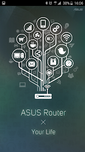 ASUS Router- screenshot thumbnail