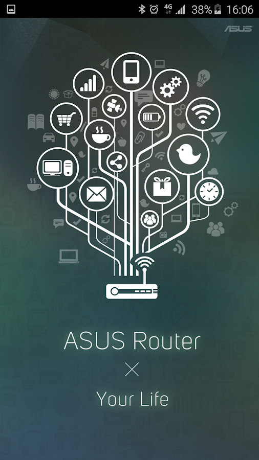 ASUS Router- screenshot