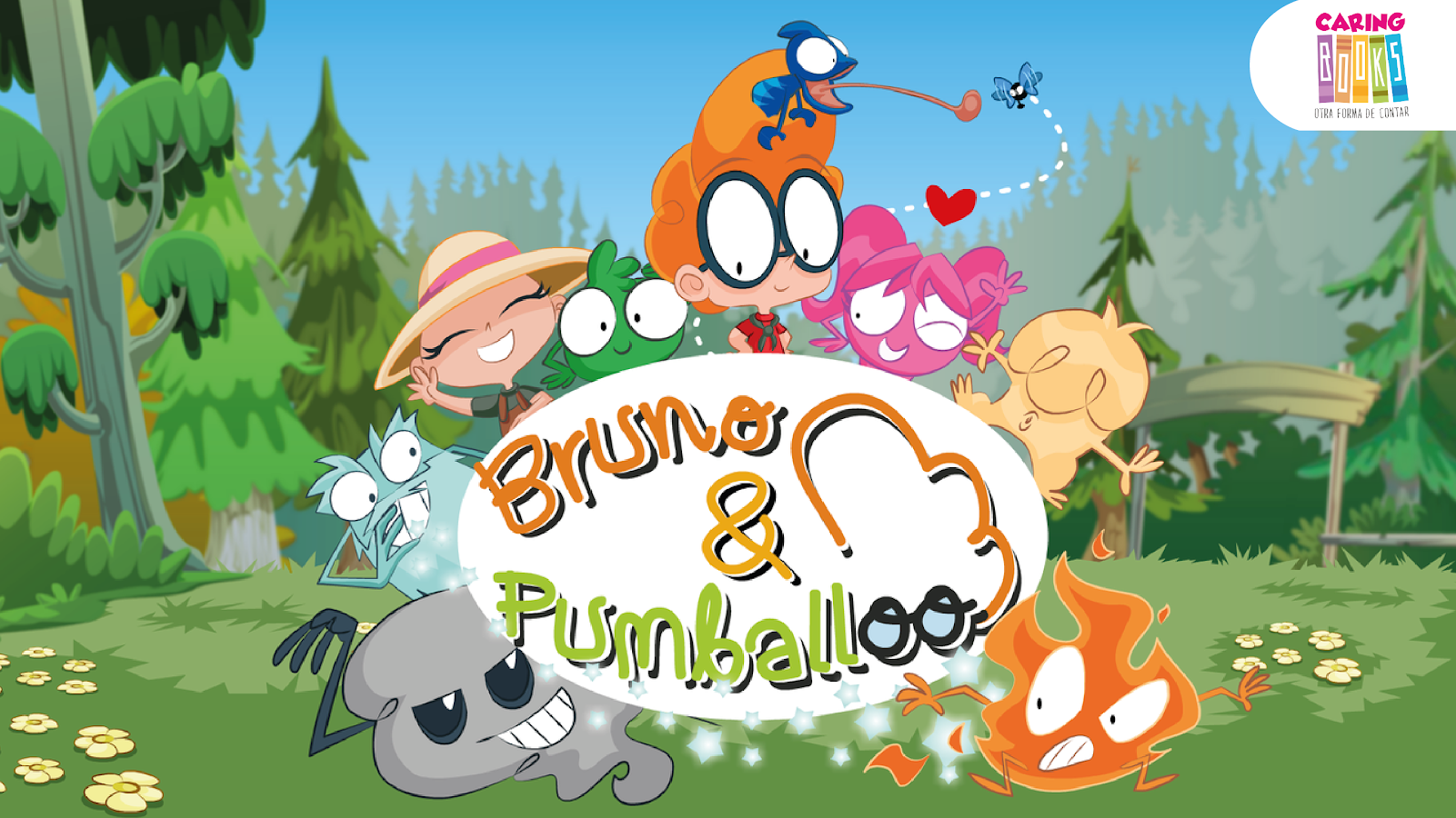 Bruno & Pumballoo- screenshot