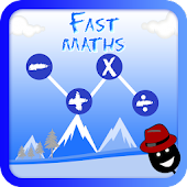 Fast Maths : Math addition and subtraction puzzles