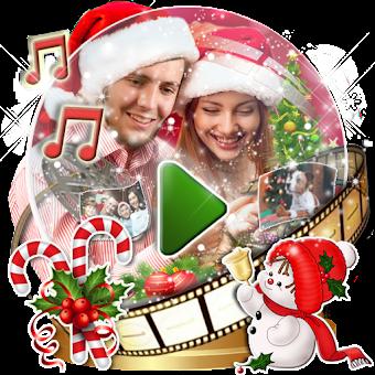 Christmas Video Maker 🎥 Slideshow with Music 2019