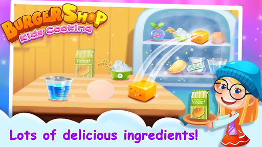 ud83cudf54ud83cudf54Make Hamburger - Yummy Kitchen Cooking Game screenshots 5