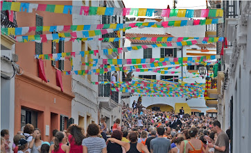 Photo: Ferreries - St Bertomeu 2012