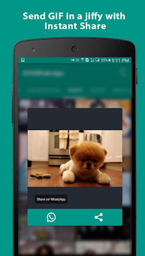 GIF for WhatsApp 2.2.1 screenshots 3