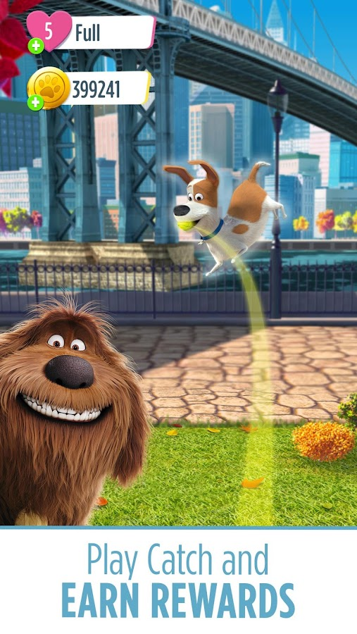 Secret Life of Pets Unleashed™- screenshot