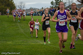 Photo: 3A Girls - Washington State  XC Championship   Prints: http://photos.garypaulson.net/p914422206/e4a074aee