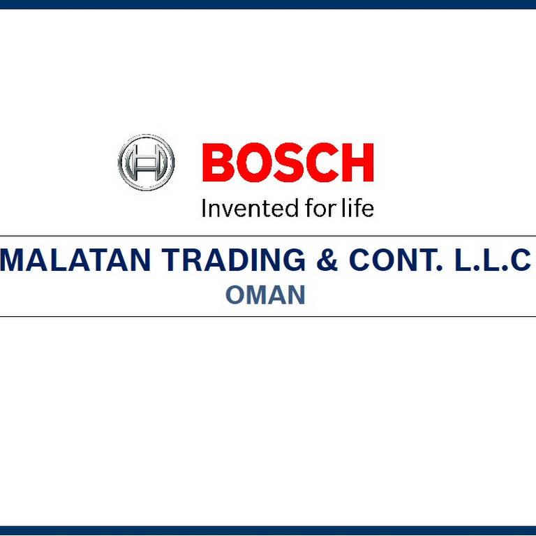 Malatan Trading & Contracting LLC (Bosch Oman) - Auto Parts Store in