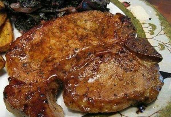 Crock-pot Ranch Pork Chops Recipe