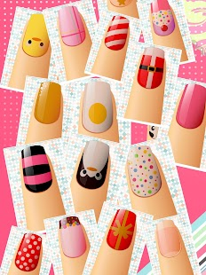 Fashion nails art salon android apps on google play fashion nails art salon screenshot thumbnail prinsesfo Image collections