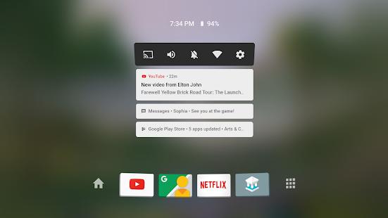 Daydream Screenshot