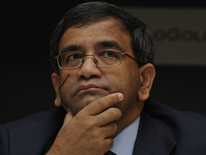AngloGold Ashanti CEO Srinivasan Venkatakrishnan. Picture: FINANCIAL MAIL