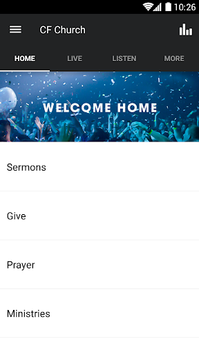 Christ Fellowship App