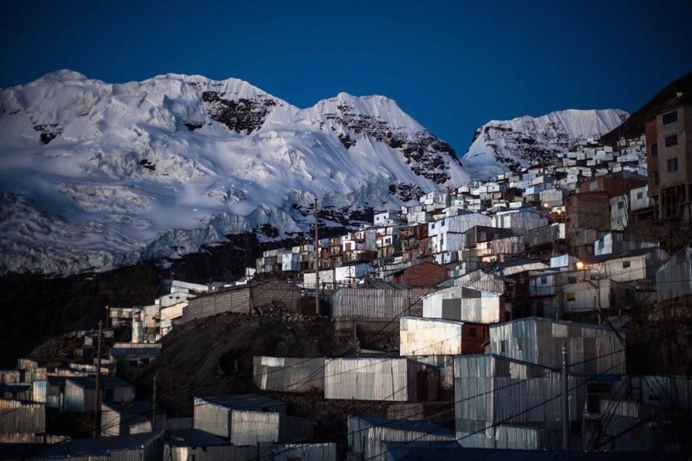 La Rinconada, a cidade mais alta do mundo