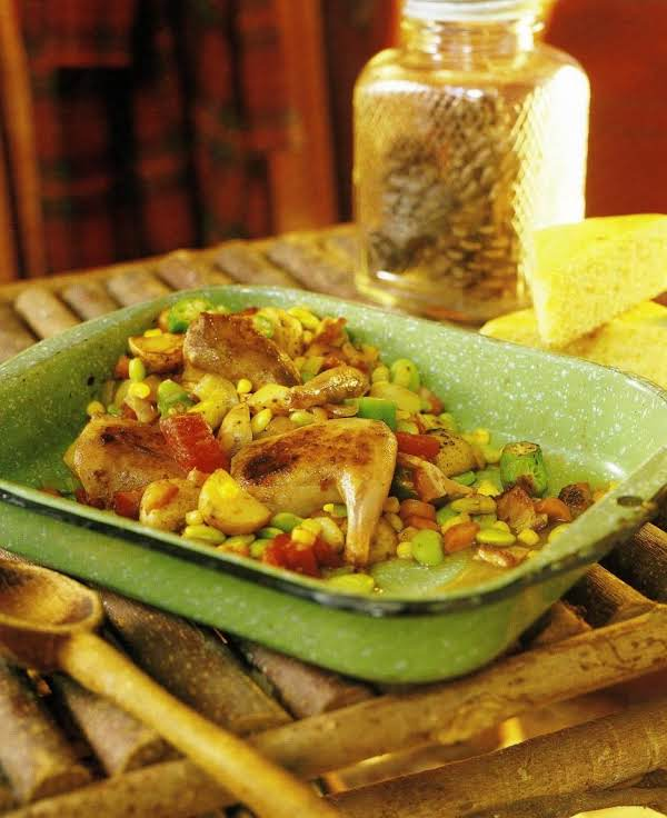 Squirrel With Lima Beans Recipe
