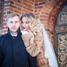 Wedding photographer Alena Belykh (belykhfoto). Photo of 17.12.2016