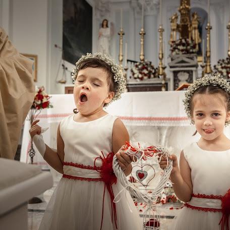 Wedding photographer Lucia Cavallo (fotogm). Photo of 11.11.2017