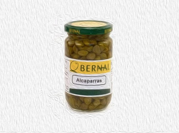 Chef's Note: Capers are fairly easy to find, but my favorite ones are: Bernal....