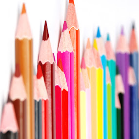 Color Harmony by Kris Hartanto - Artistic Objects Other Objects ( pencil, art )