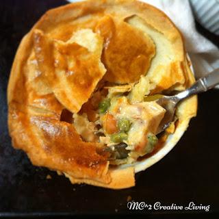 Chicken Pot Pie Cream Of Mushroom Soup Recipes