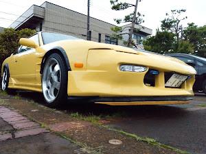 180SX RPS13のカスタム事例画像 新潟まっつ〜Class of Yellow-黄組さんの2020年07月02日08:03の投稿