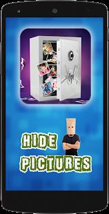 Hide Pictures Safe - náhled