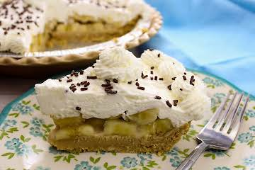 Irish Style Banoffee Pie