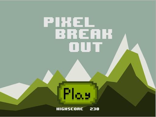 Pixel BreakOut