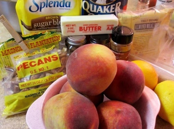 *** Lower Carb Version-- sub 1.5 T. of Splenda Brown Sugar for the brown...