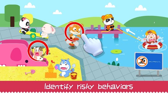 Baby Panda's Kids Safety 10