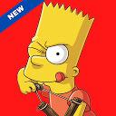 The Simpsons Wallpaper HD Custom New Tab
