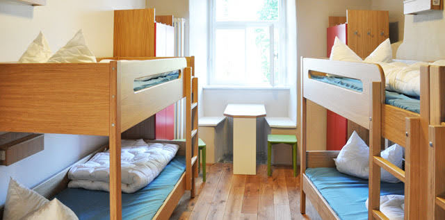 Молодёжные хостелы (Jugendherberge) в Германии