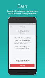 Gyft - Mobile Gift Card Wallet Screenshot 5