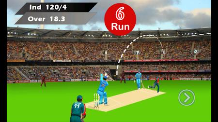 I P Lead Cricket 2015 Pro 1.0.1 screenshot 911883