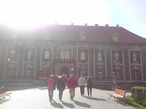 Photo: Potem był pałac książęcy w Żaganiu.