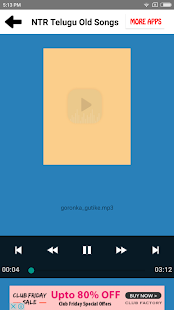 Ntr Telugu Old Songs - náhled