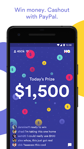 HQ Trivia 1.2.2 screenshots 3