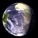 Earth Satellite Live Wallpaper icon
